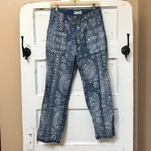 Free People Island Vibes Trouser